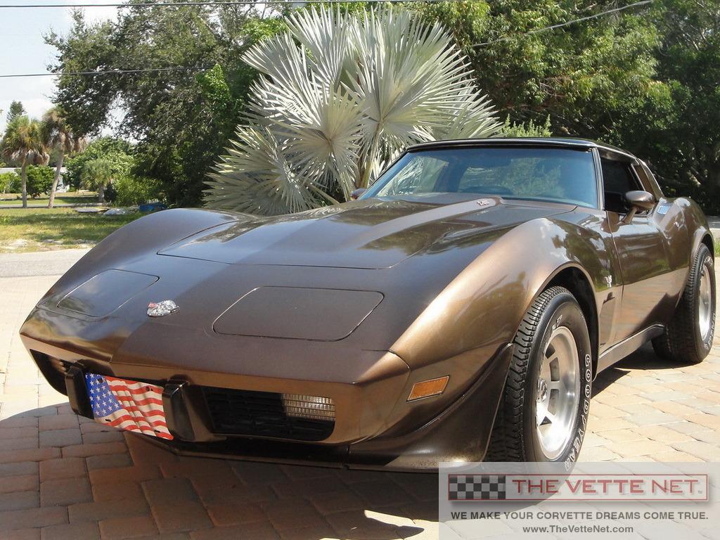 1978 Corvette Dark Brown T Top Corvette Corvette News